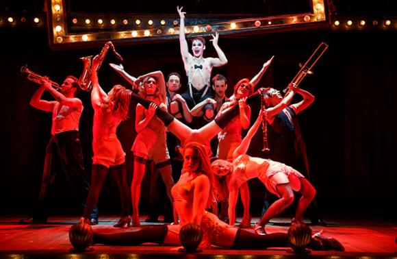 Cabaret at Paramount Theatre Seattle