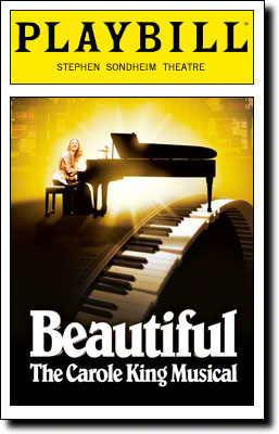 Beautiful: The Carole King Musical at Paramount Theatre Seattle