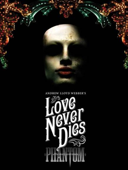 Love Never Dies at Paramount Theatre Seattle