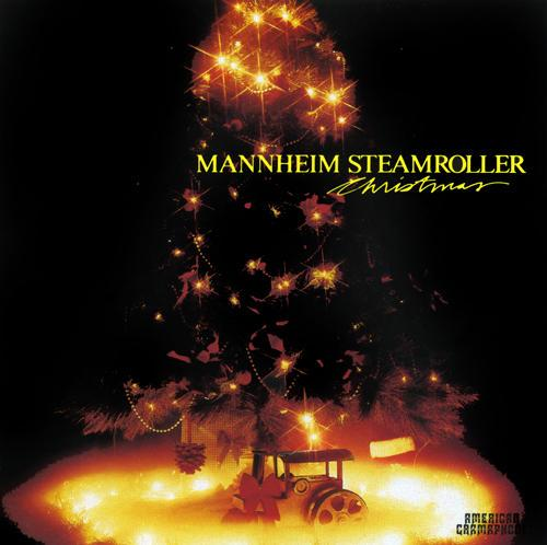 Mannheim Steamroller Christmas at Paramount Theatre Seattle