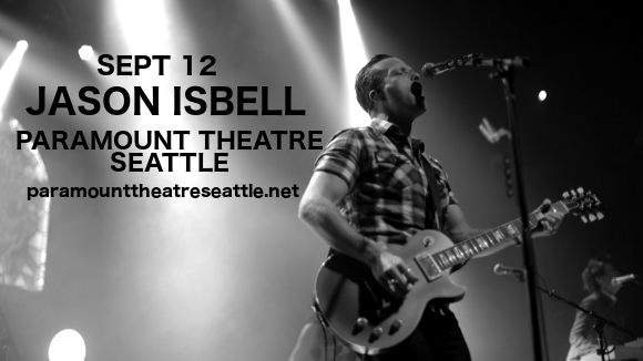 Jason Isbell at Paramount Theatre Seattle