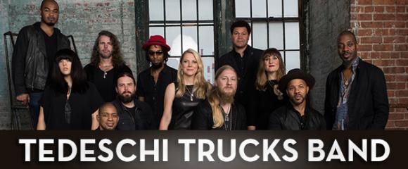 Tedeschi Trucks Band at Paramount Theatre Seattle