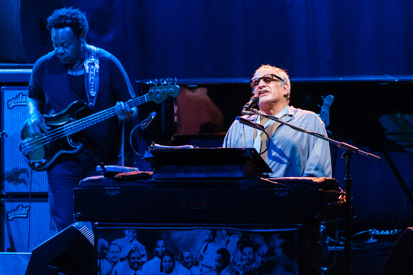 Donald Fagen at Paramount Theatre Seattle