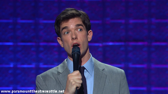 John Mulaney at Paramount Theatre Seattle