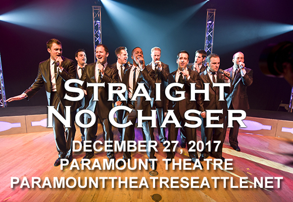 Straight No Chaser at Paramount Theatre Seattle