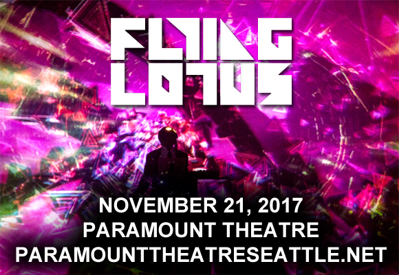Flying Lotus at Paramount Theatre Seattle