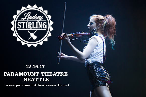 Lindsey Stirling at Paramount Theatre Seattle