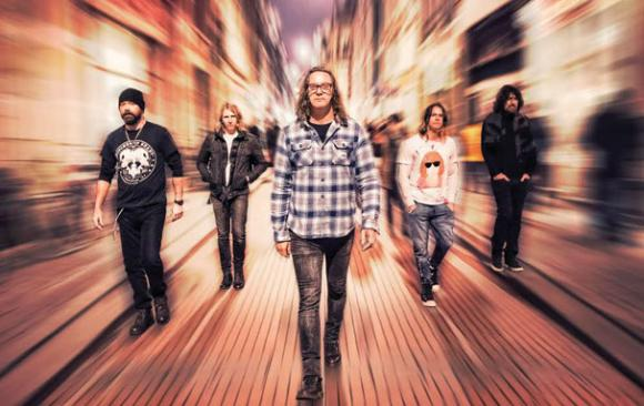 Candlebox at Paramount Theatre Seattle