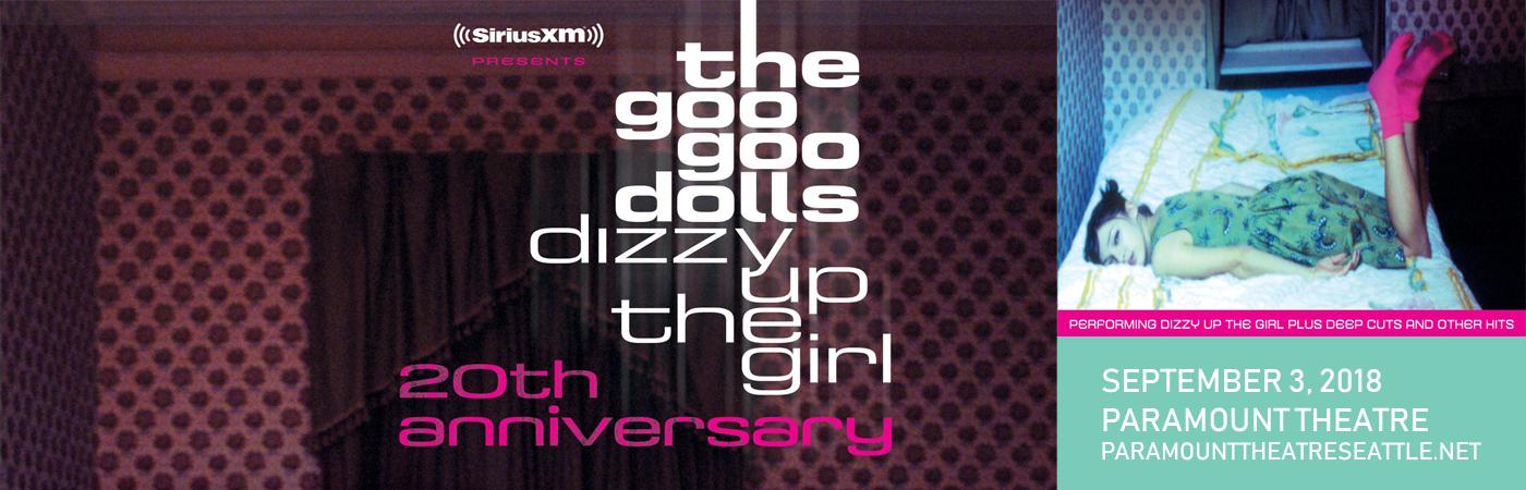 Goo Goo Dolls at Paramount Theatre Seattle