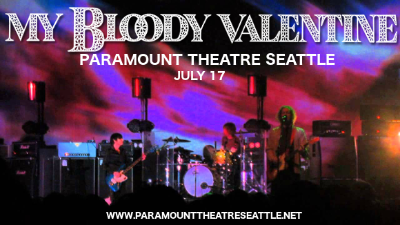 My Bloody Valentine at Paramount Theatre Seattle