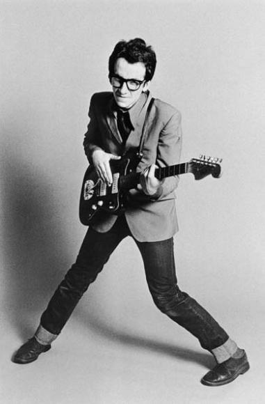 Elvis Costello at Paramount Theatre Seattle