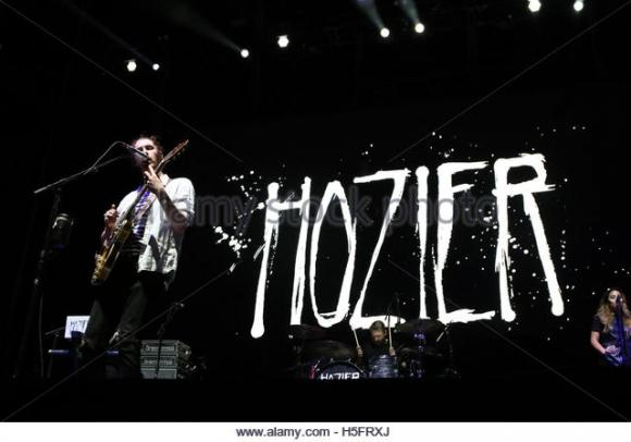 Hozier at Paramount Theatre Seattle