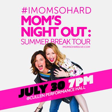 IMomSoHard at Paramount Theatre Seattle