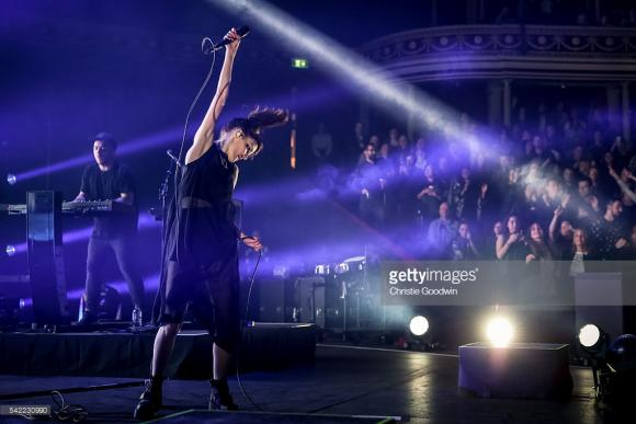 Chvrches at Paramount Theatre Seattle