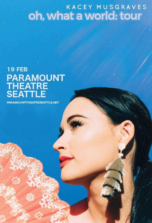Kacey Musgraves & Soccer Mommy at Paramount Theatre Seattle