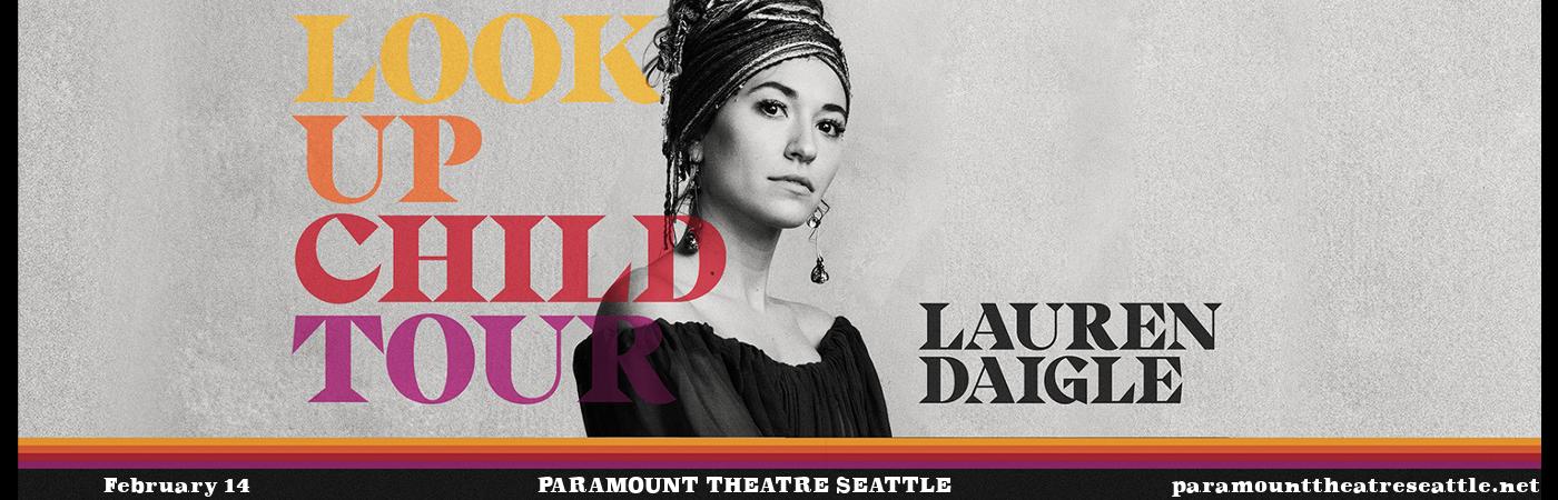 Lauren Daigle at Paramount Theatre Seattle