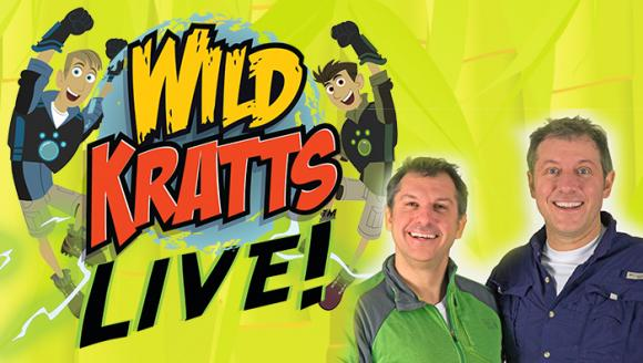 Wild Kratts - Live at Paramount Theatre Seattle