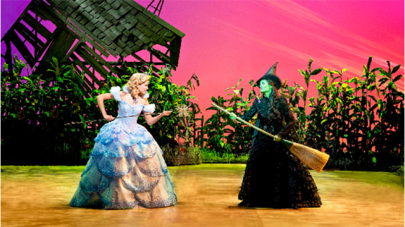 Wicked at Paramount Theatre Seattle