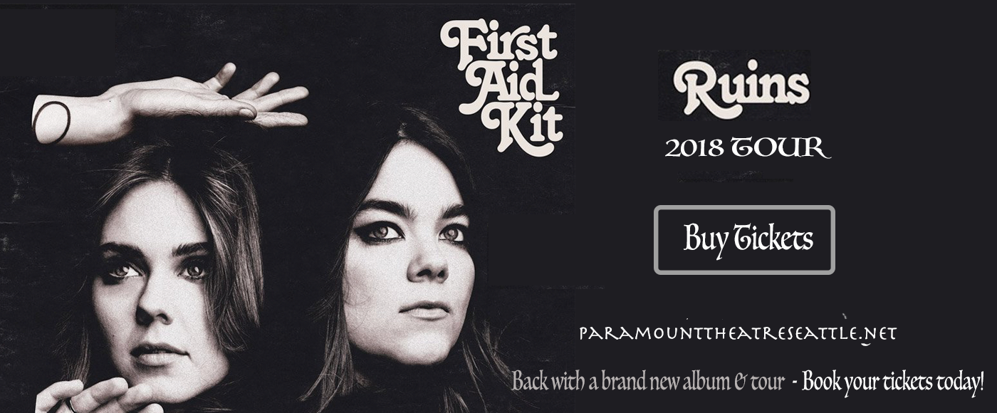 First Aid Kit at Paramount Theatre Seattle