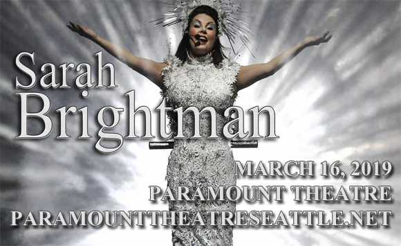 Sarah Brightman at Paramount Theatre Seattle