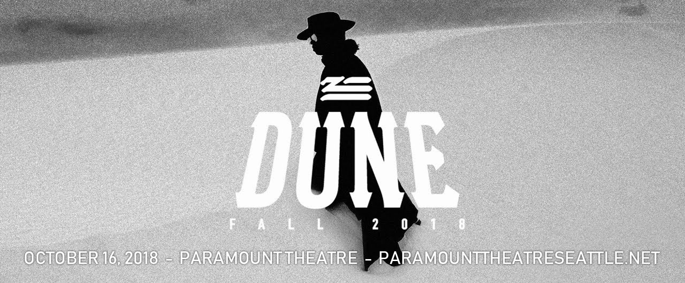 Zhu at Paramount Theatre Seattle