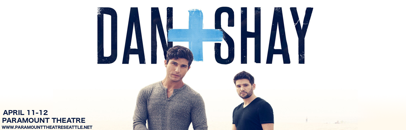 Dan and Shay at Paramount Theatre Seattle
