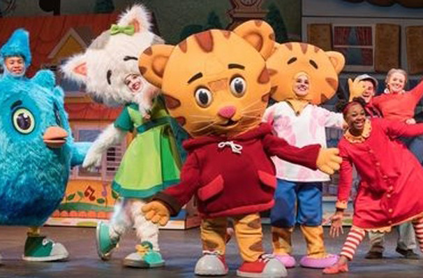 Daniel Tiger's Neighborhood at Paramount Theatre Seattle