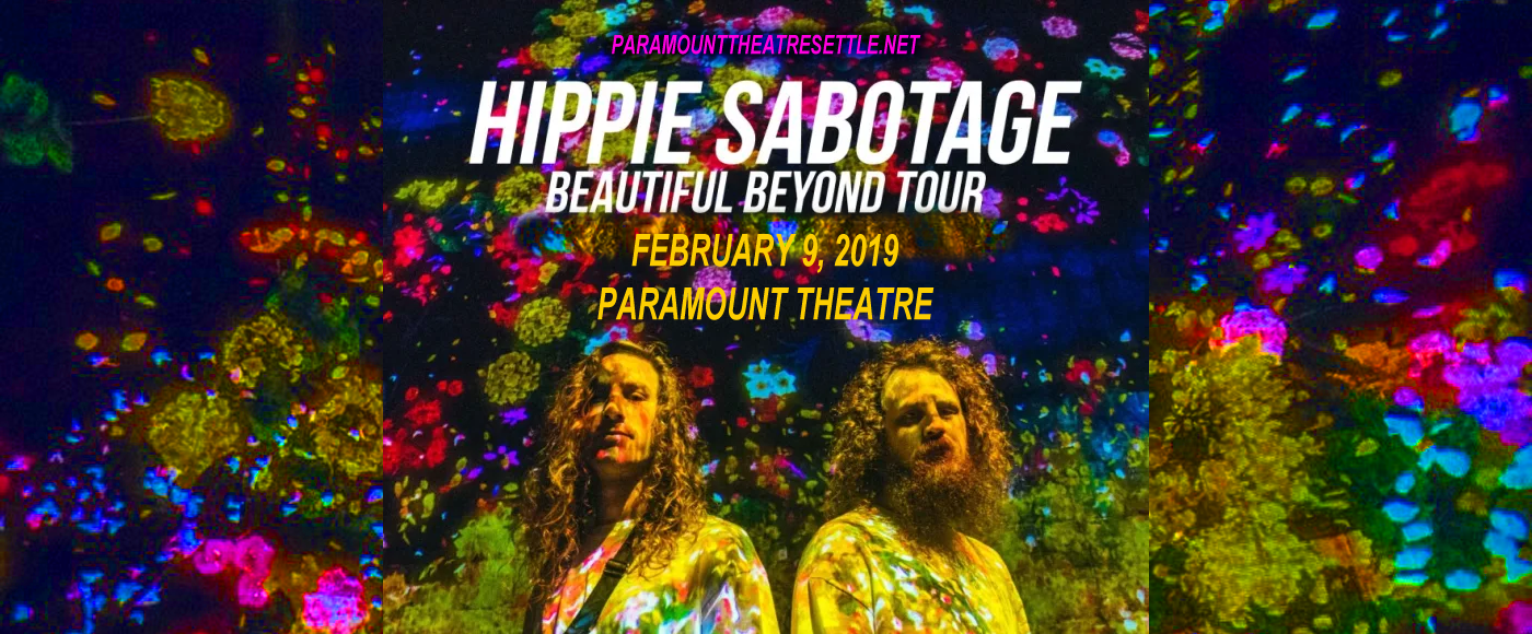 Hippie Sabotage at Paramount Theatre Seattle