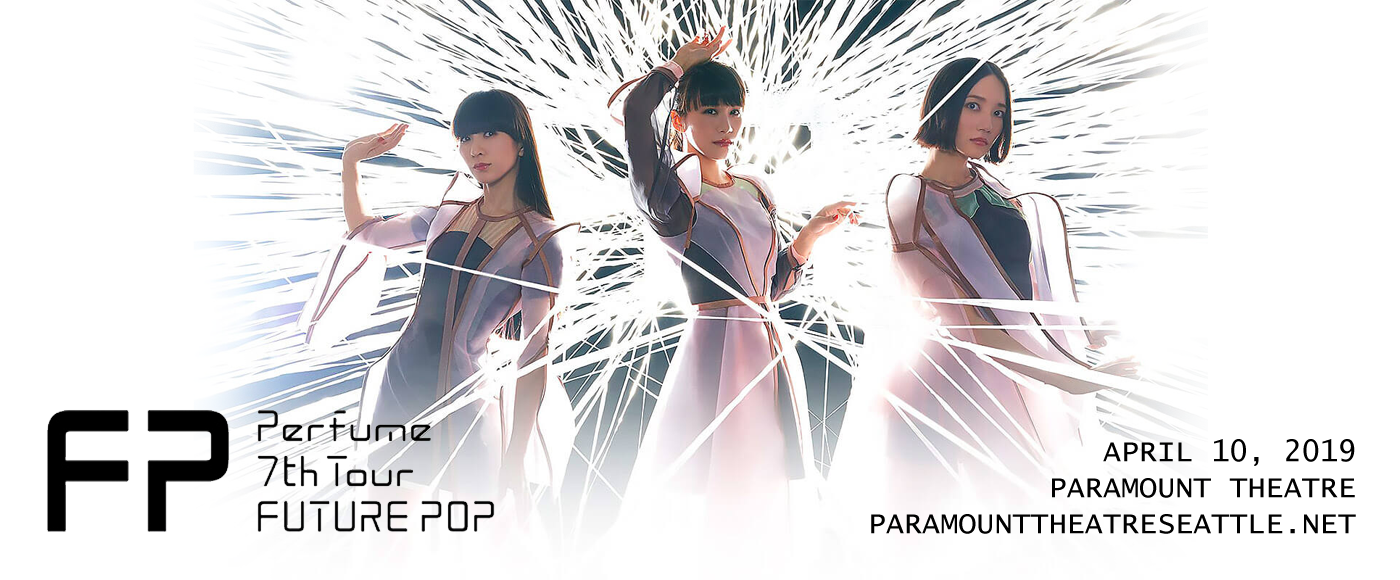 Perfume at Paramount Theatre Seattle