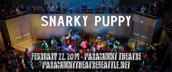 Snarky Puppy at Paramount Theatre Seattle