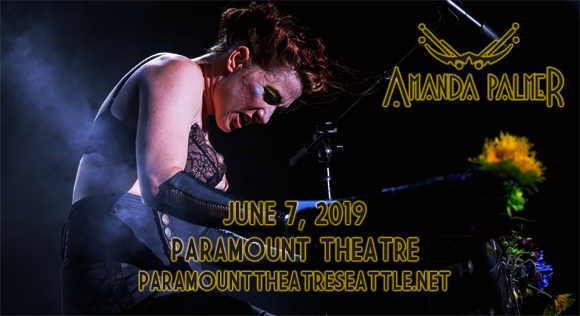 Amanda Palmer at Paramount Theatre Seattle
