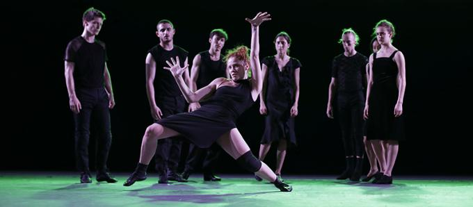 Batsheva Dance Company: Venezuela at Paramount Theatre Seattle