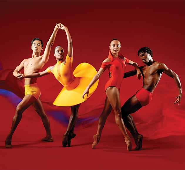 Dance Theatre of Harlem at Paramount Theatre Seattle