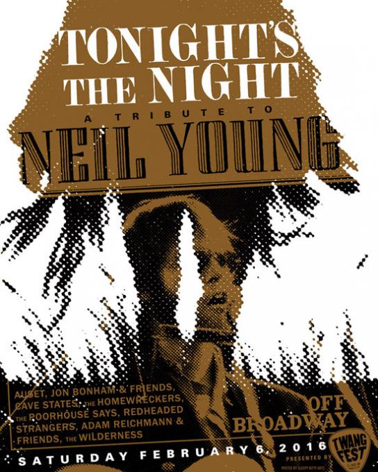 Neil Young at Paramount Theatre Seattle