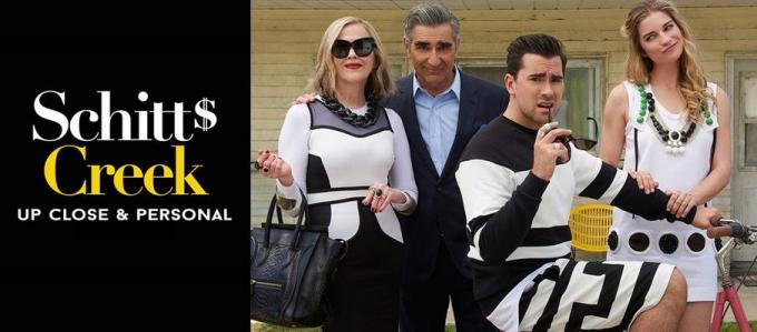 Schitt's Creek at Paramount Theatre Seattle