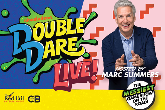 Double Dare - Live at Paramount Theatre Seattle