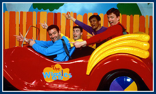 The Wiggles at Paramount Theatre Seattle