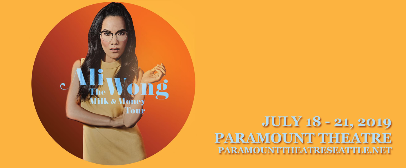 Ali Wong at Paramount Theatre Seattle