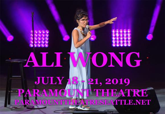 Ali Wong at Paramount Theatre Seattle