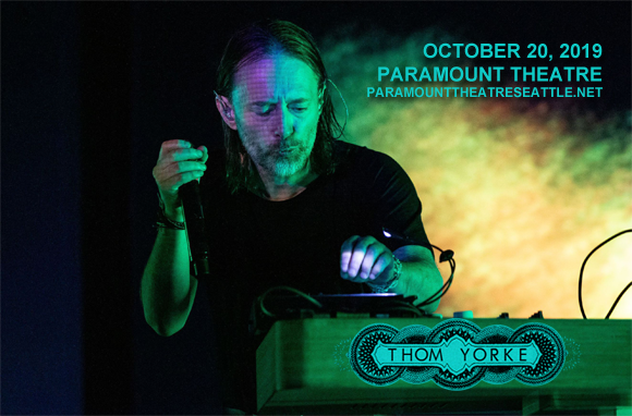 Thom Yorke at Paramount Theatre Seattle