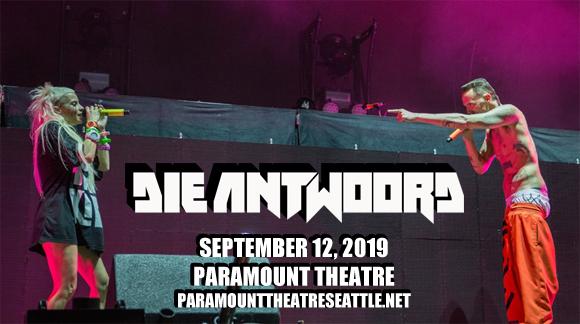 Die Antwoord at Paramount Theatre Seattle