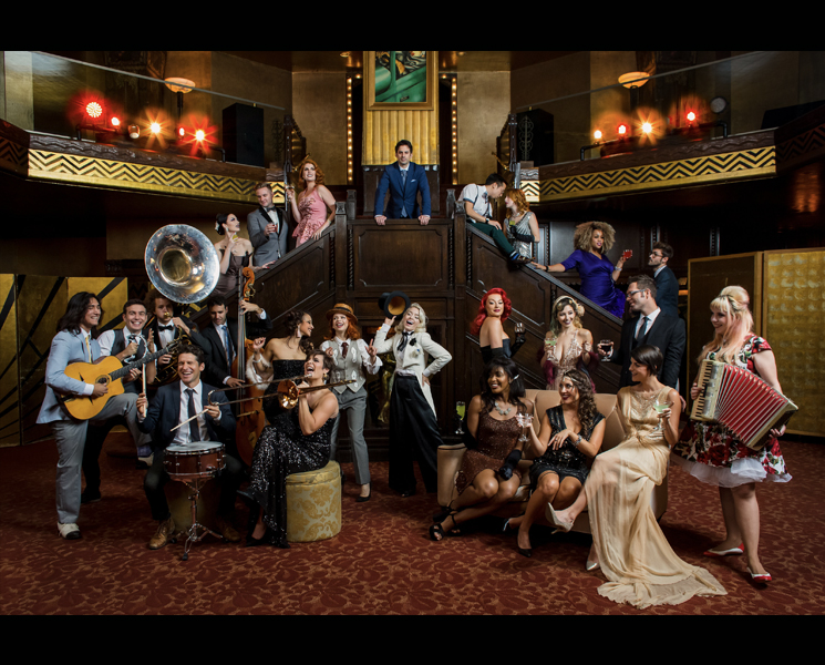 Scott Bradlee's Postmodern Jukebox at Paramount Theatre Seattle