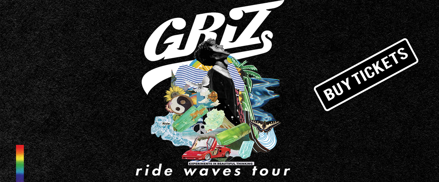 GRiZ at Paramount Theatre Seattle