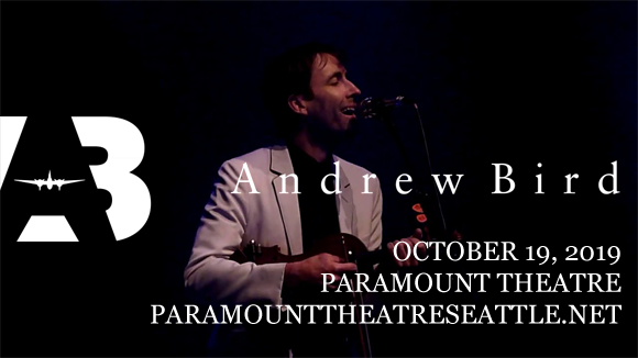 Andrew Bird at Paramount Theatre Seattle
