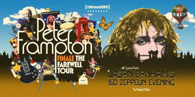 Peter Frampton at Paramount Theatre Seattle