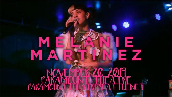 Melanie Martinez - Musician at Paramount Theatre Seattle