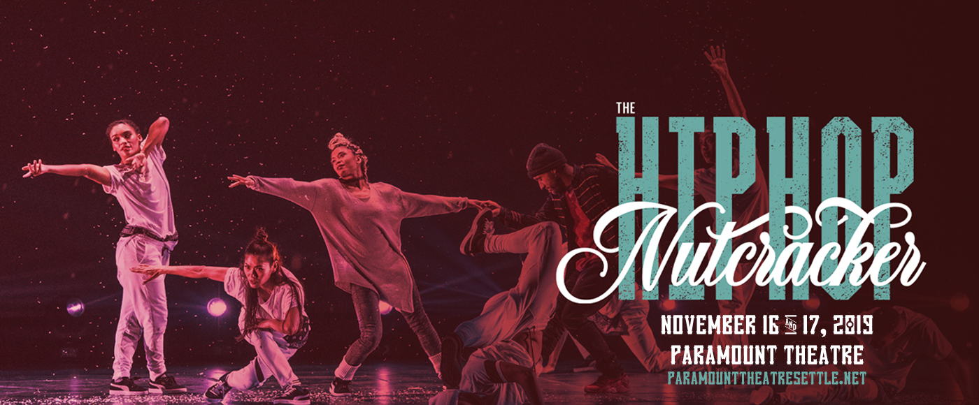 The Hip Hop Nutcracker at Paramount Theatre Seattle