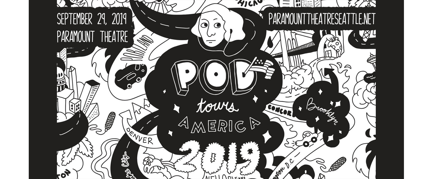 Pod Save America at Paramount Theatre Seattle