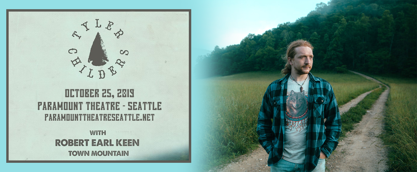 Tyler Childers at Paramount Theatre Seattle