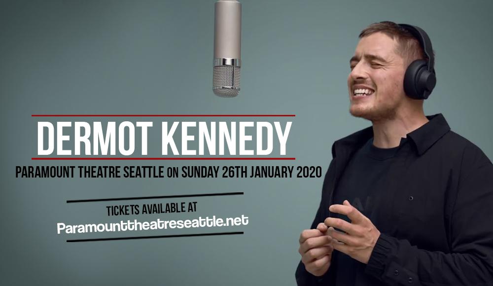 Dermot Kennedy at Paramount Theatre Seattle